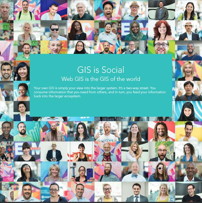 GIS is Social