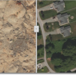 Oso Mudslide – Before and After