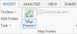 Add a Map Frame
