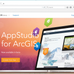 AppStudio Home Page