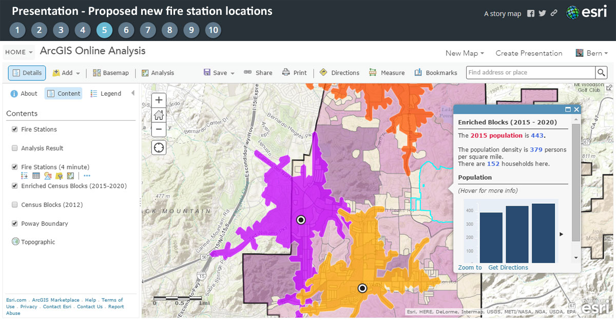 Story Map Arcgis Using Map Viewer in your Story Map