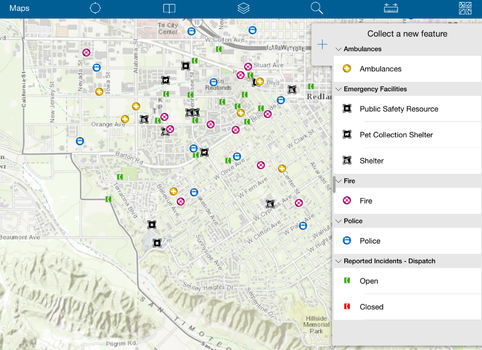 Collector for ArcGIS