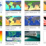 Living Atlas Ocean Content