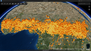NASA MODIS Fire Information