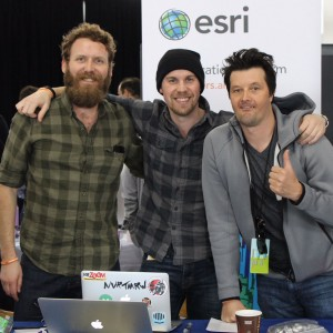 Esri & Everyhome at LAUNCH