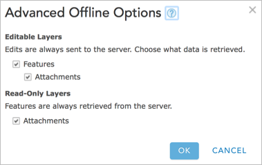 Advanced Offline Options in ArcGIS Online for Collector