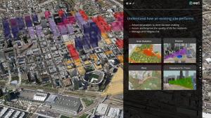 Geodesign fuses BIM and GIS disciplines