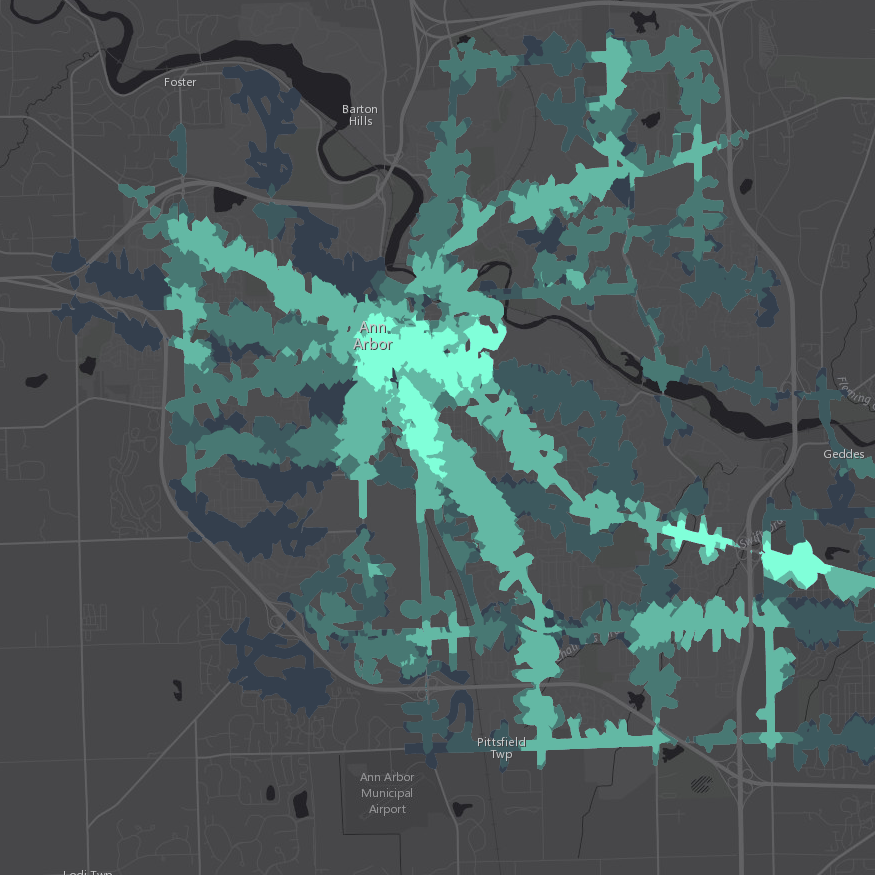 Cool tools for analysis with public transit data