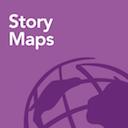 Story Maps logo