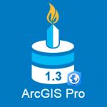 ArcGIS Pro turns 1.3