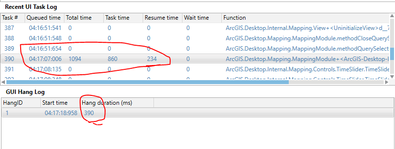 Troubleshooting Performance Issues in ArcGIS Pro