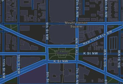 Vector Tile Basemap