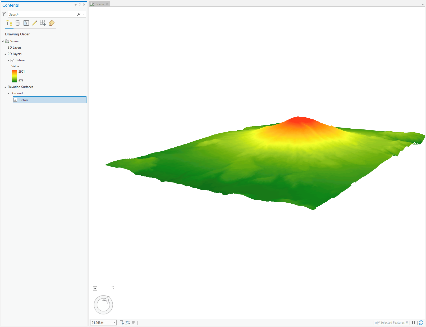 Creating and Using Elevation Layers in ArcGIS Online & ArcGIS Pro