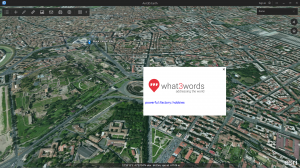 What3Words in Rome