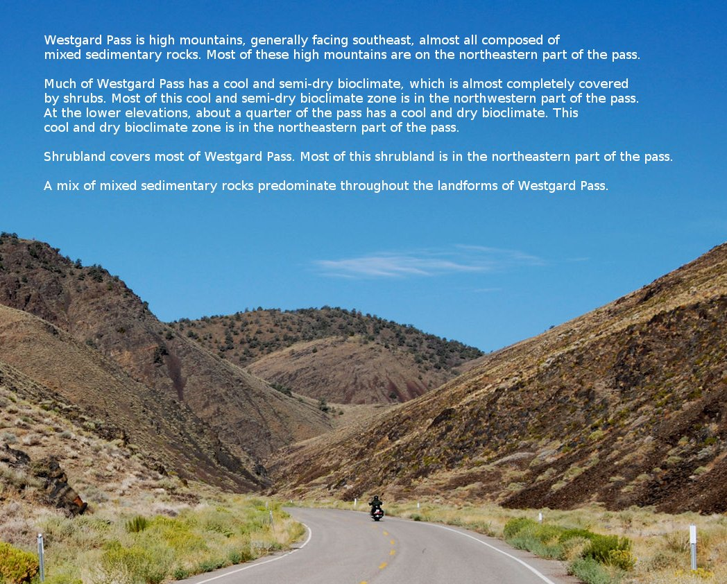 Westgard Pass,