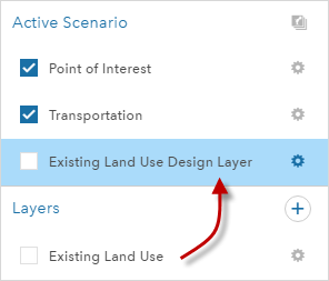 Add to design layers