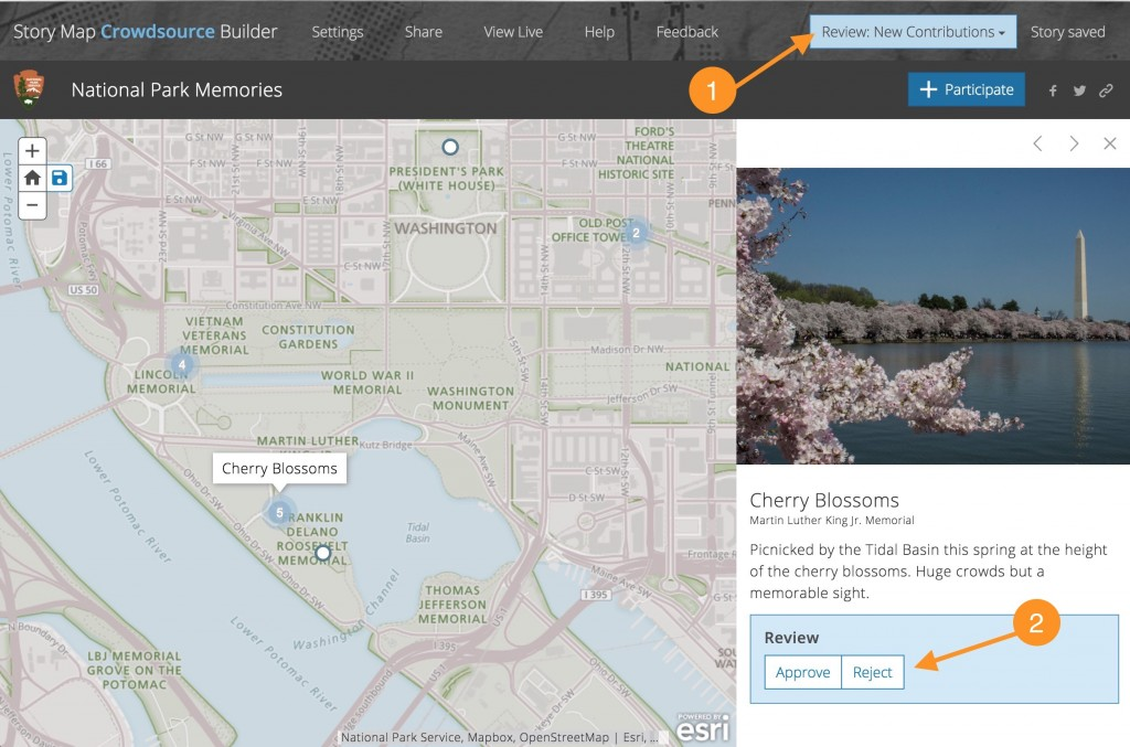 How To Create A Great Crowdsource Story Map Arcgis Blog