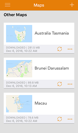 Asia Pacific maps are now available for Navigator for ArcGIS.