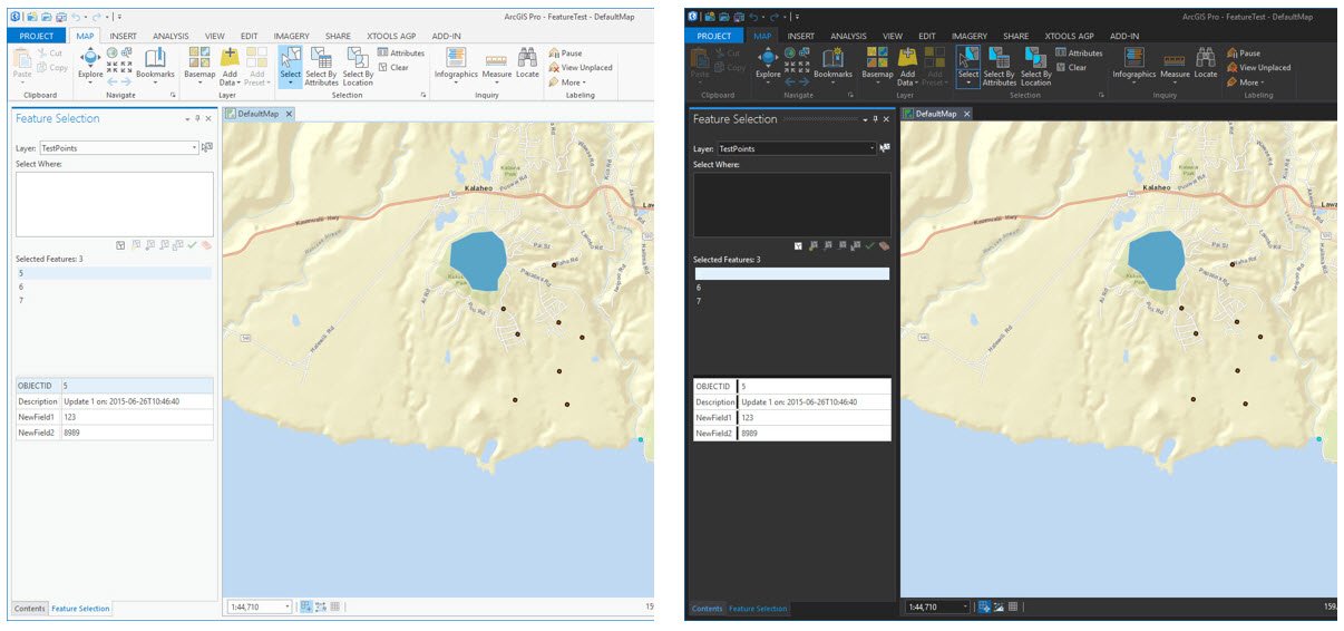ArcGIS Pro UI Styling with the Pro SDK