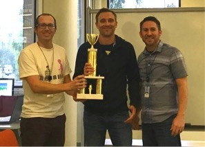 "Team ""Drift"" - winner Best App"