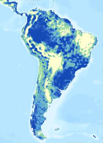 GLDAS Soil Moisture 2000 – Present