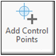 Add Control Point button