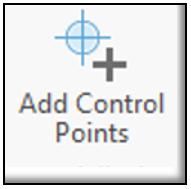 Add Control Point button