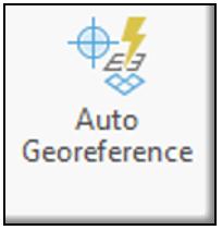 Auto Georefernce button