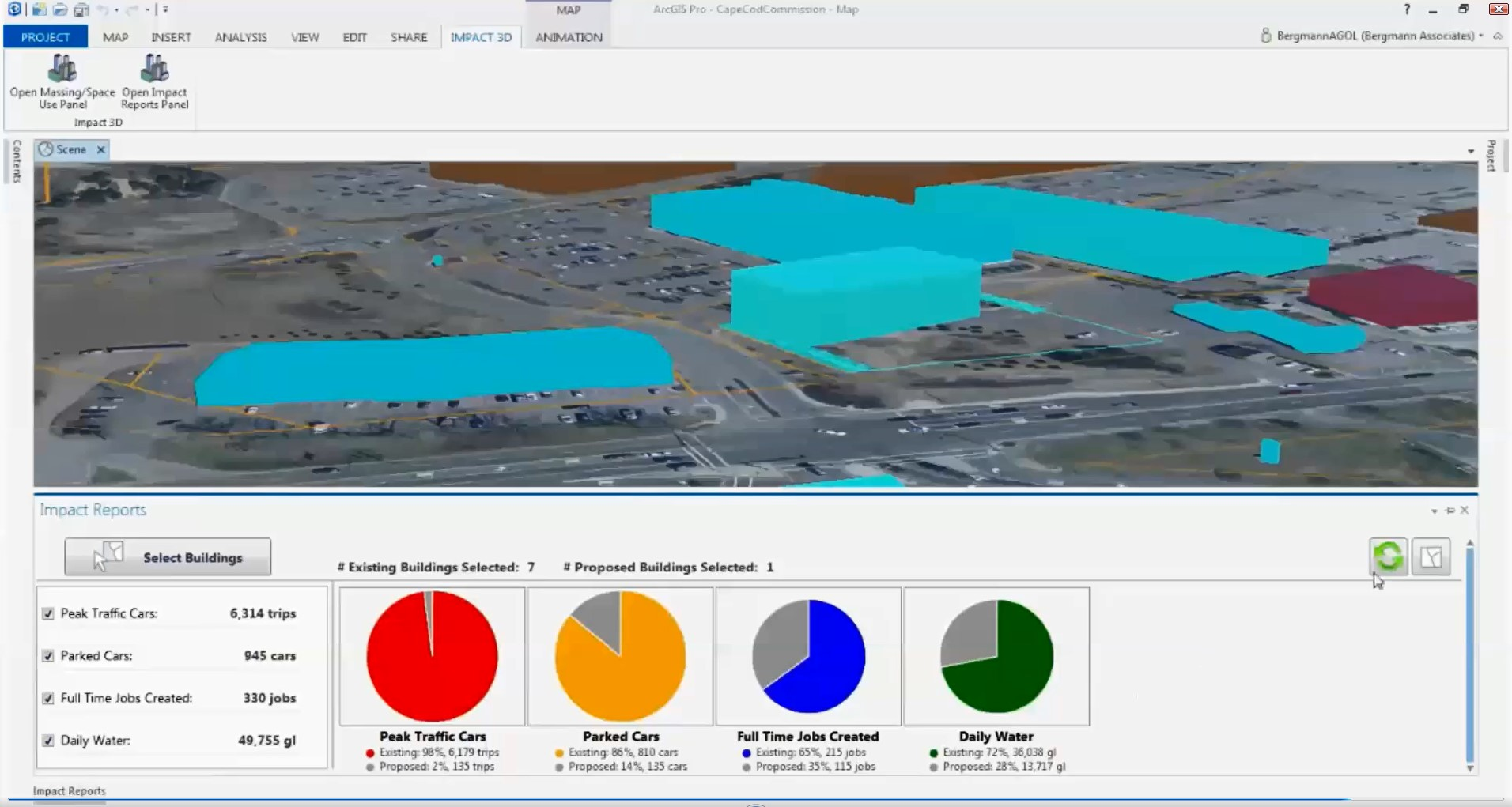 how to add 3d text in arcgis pro
