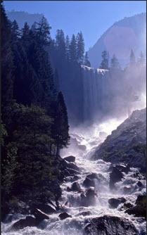 Figure 1. Merced River (Photo by: Tim Palmer, 1986)