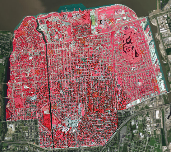 Final Georeferenced Gentilly