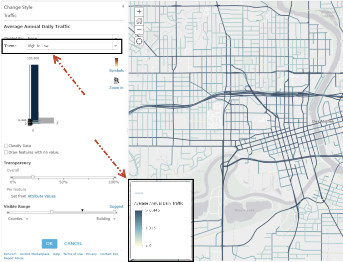 how to make a localtiy map in arcgis
