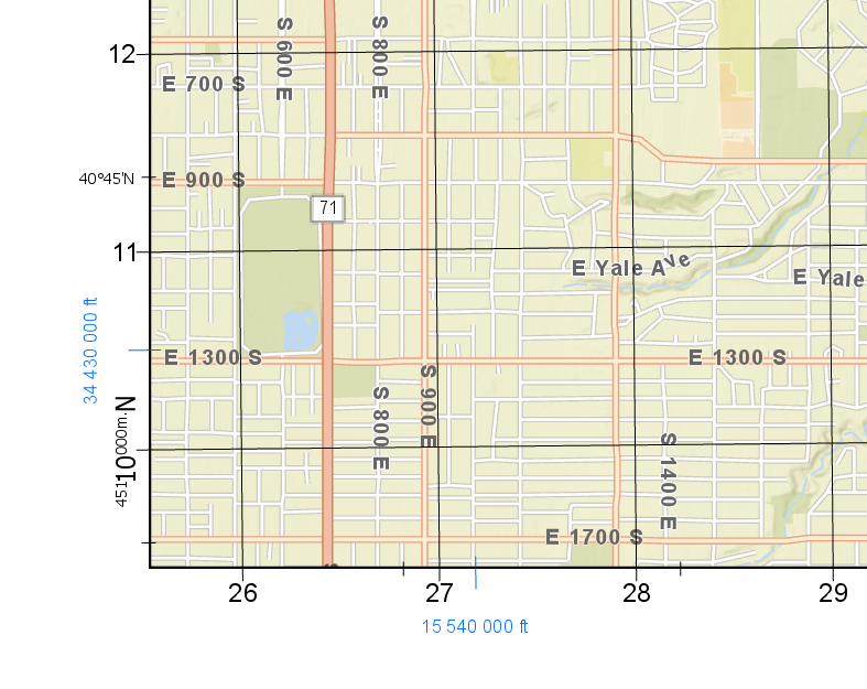 Grids join graticules in ArcGIS Pro 2.0