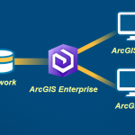Custom Network Dataset in ArcGIS Enterprise