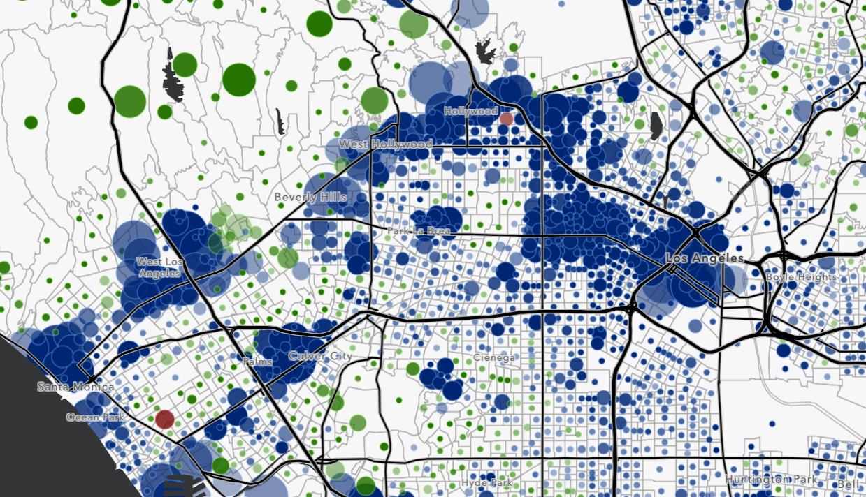 2010 Census Data Now Available in the Living Atlas on
