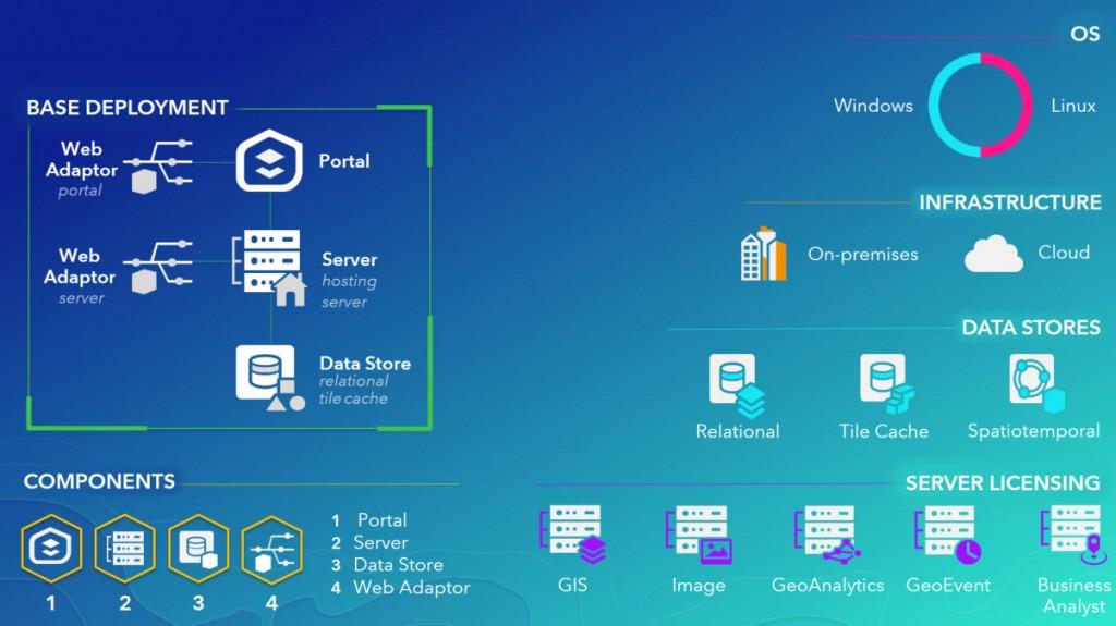 ArcGIS Enterprise Architecture