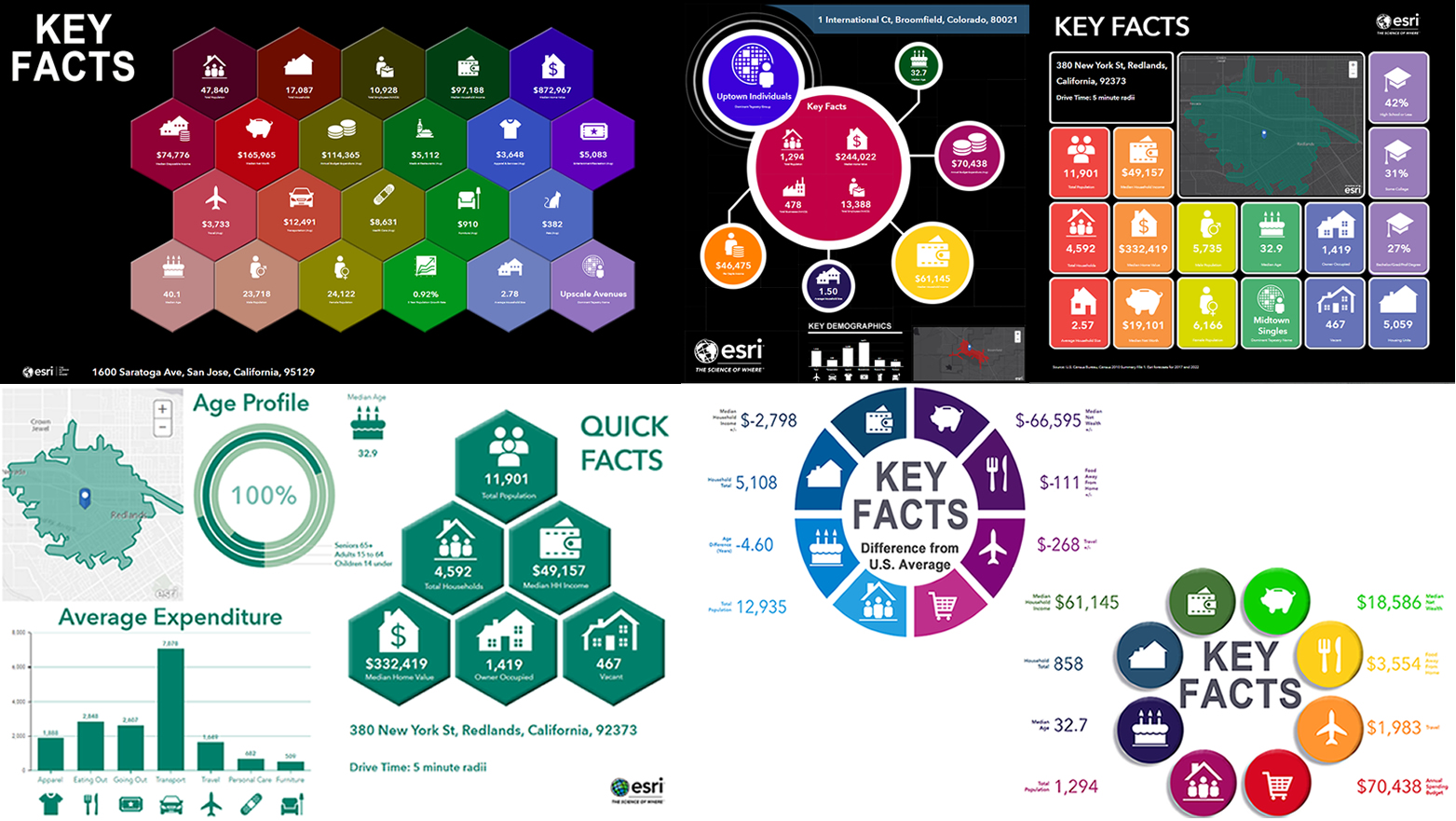 Creating Professional Infographics Made Easy