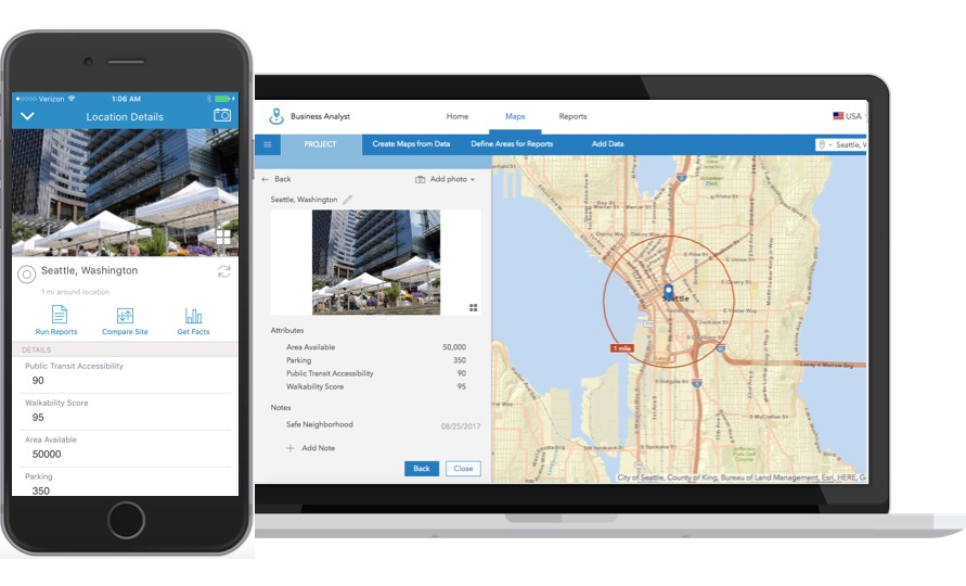 Capturing and Sharing Location Information - Simplified with the