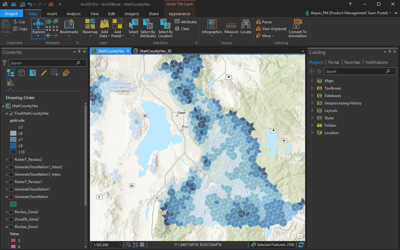 My road to pro a guide to getting up and running with arcgis pro in not letting the new layout scare you and damper your spirits is important dont think too hard about it let arcgis pro do some of the thinking for you gumiabroncs Choice Image