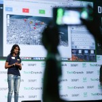 Hackers on Stage at TechCrunch Disrupt SF