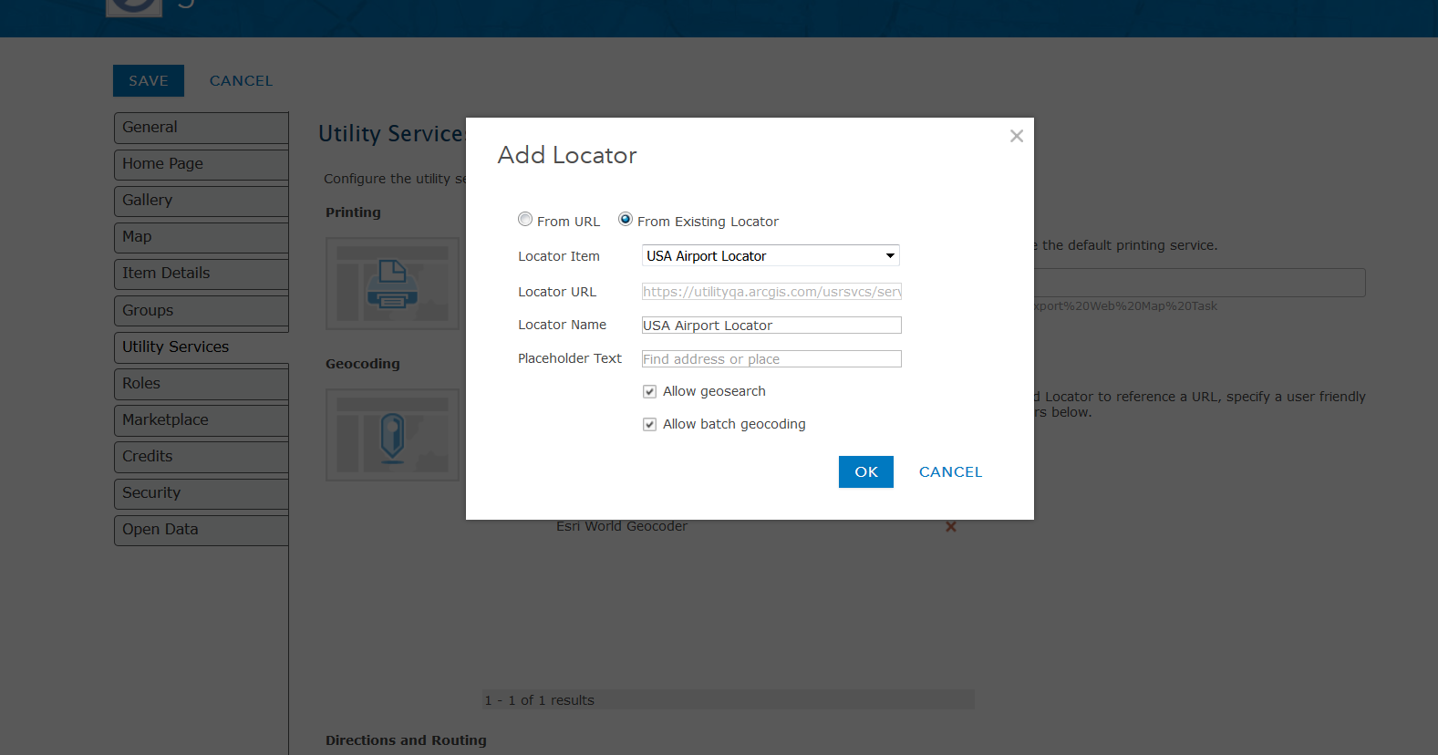 Customize your Geocoding experience with Locator Views