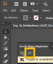 Mapboard tool