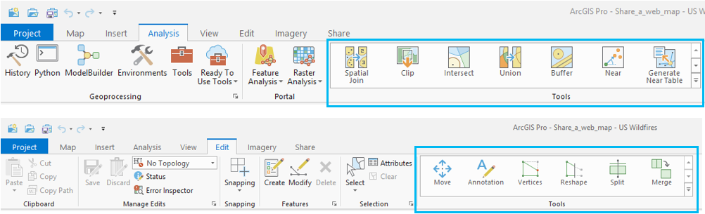 ArcGIS Pro Tips: Customize Without a Line of Code