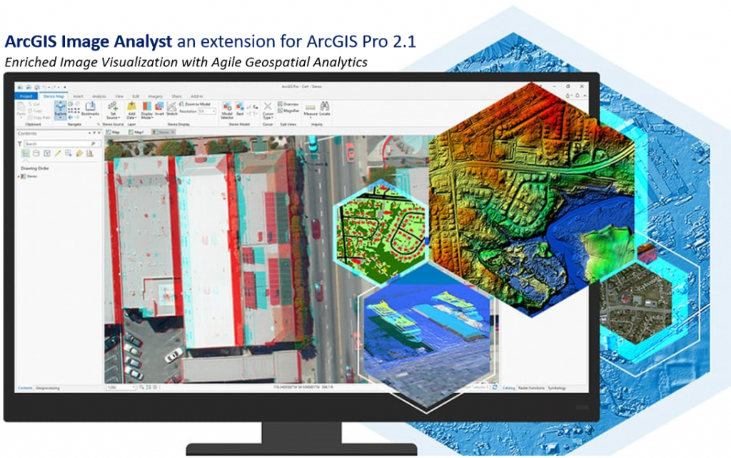 ArcGIS Image Analyst Extension for ArcGIS Pro