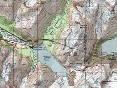 this set of maps provides a useful basemap for a variety of applications particularly in rural areas where topographic maps provide unique details and