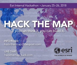 Hack the map II