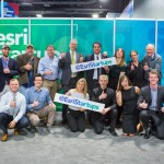 Esri Startup Zone at FedGIS in 2017