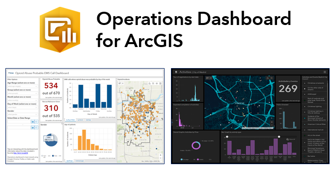 Top Questions About Operations Dashboard For ArcGIS Esri Dev - Operations dashboard template