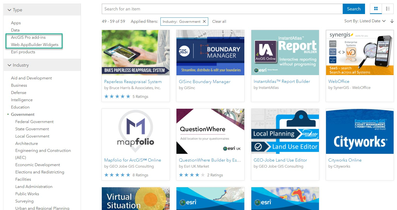 ArcGIS Pro Add-Ins on the ArcGIS Marketplace