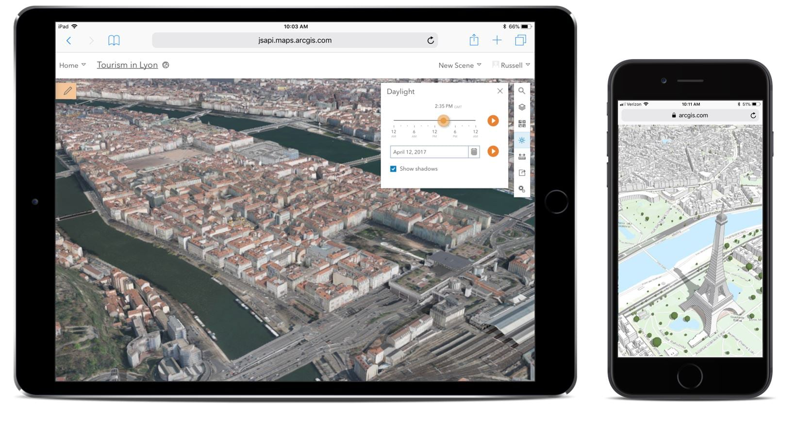 What's New in Scene Viewer (April 2018)